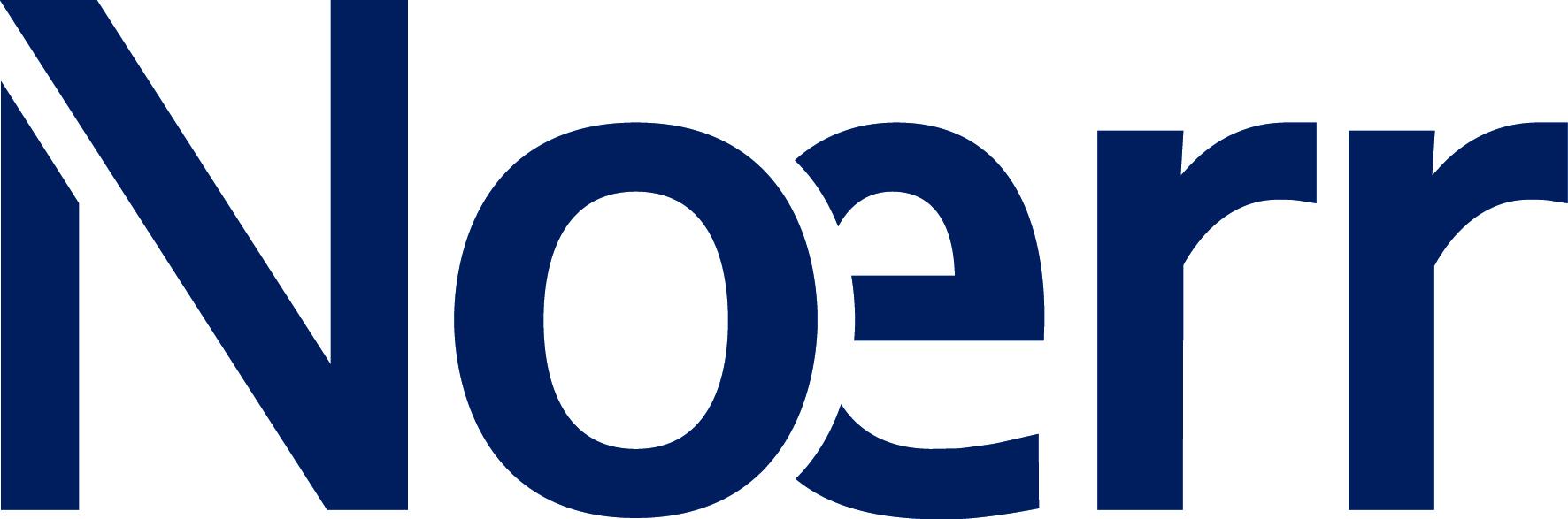 Noerr Biedecki, logo