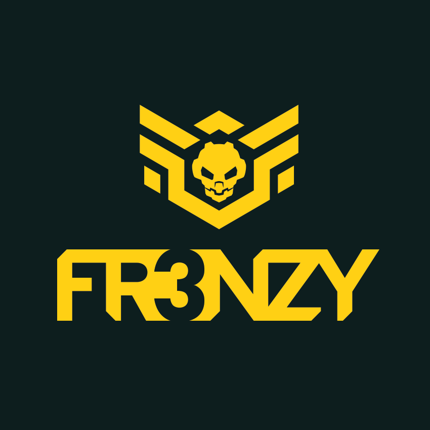 FRENZY, logo