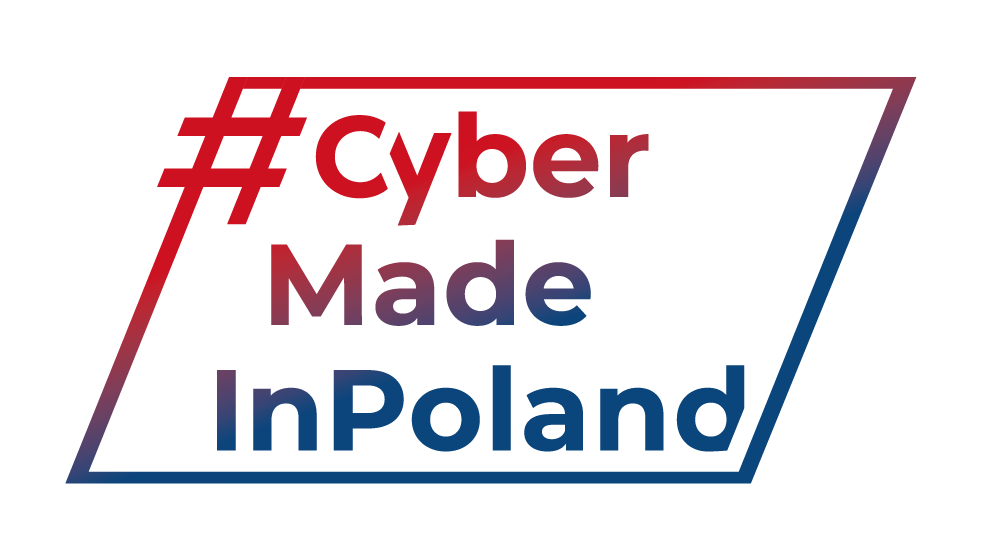 #CyberMadeInPoland , logo