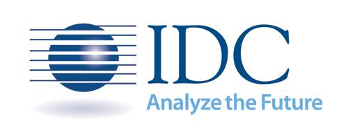 IDC, logo