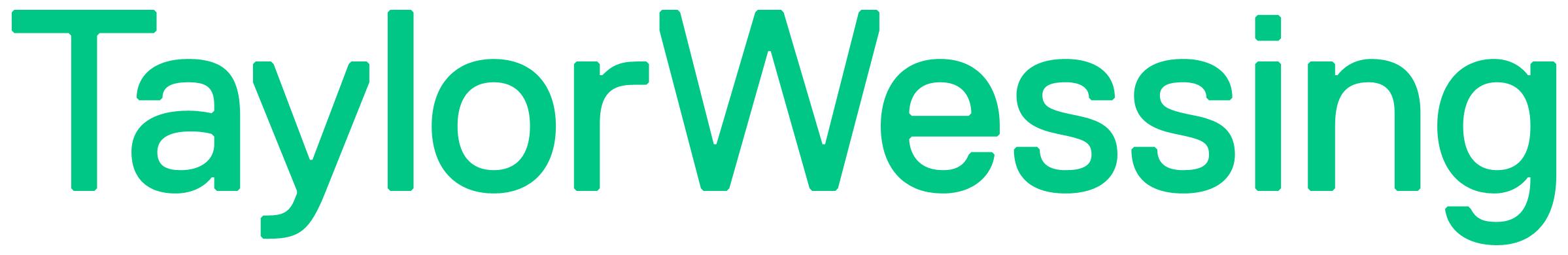 TaylorWessing e|n|w|c E. Stobiecka, logo