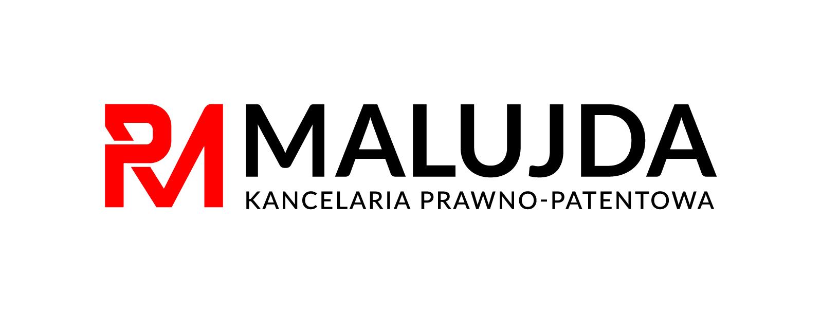 Rafał Malujda Kancelaria Prawno-Patentowa, logo