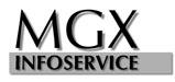 MGX INFOSERVICE, logo