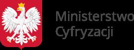 Ministerstwo Cyfryzacji, logo