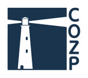 COZP, logo