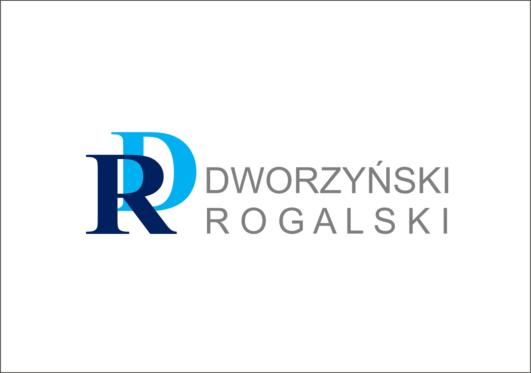 Dworzyński Rogalski, logo