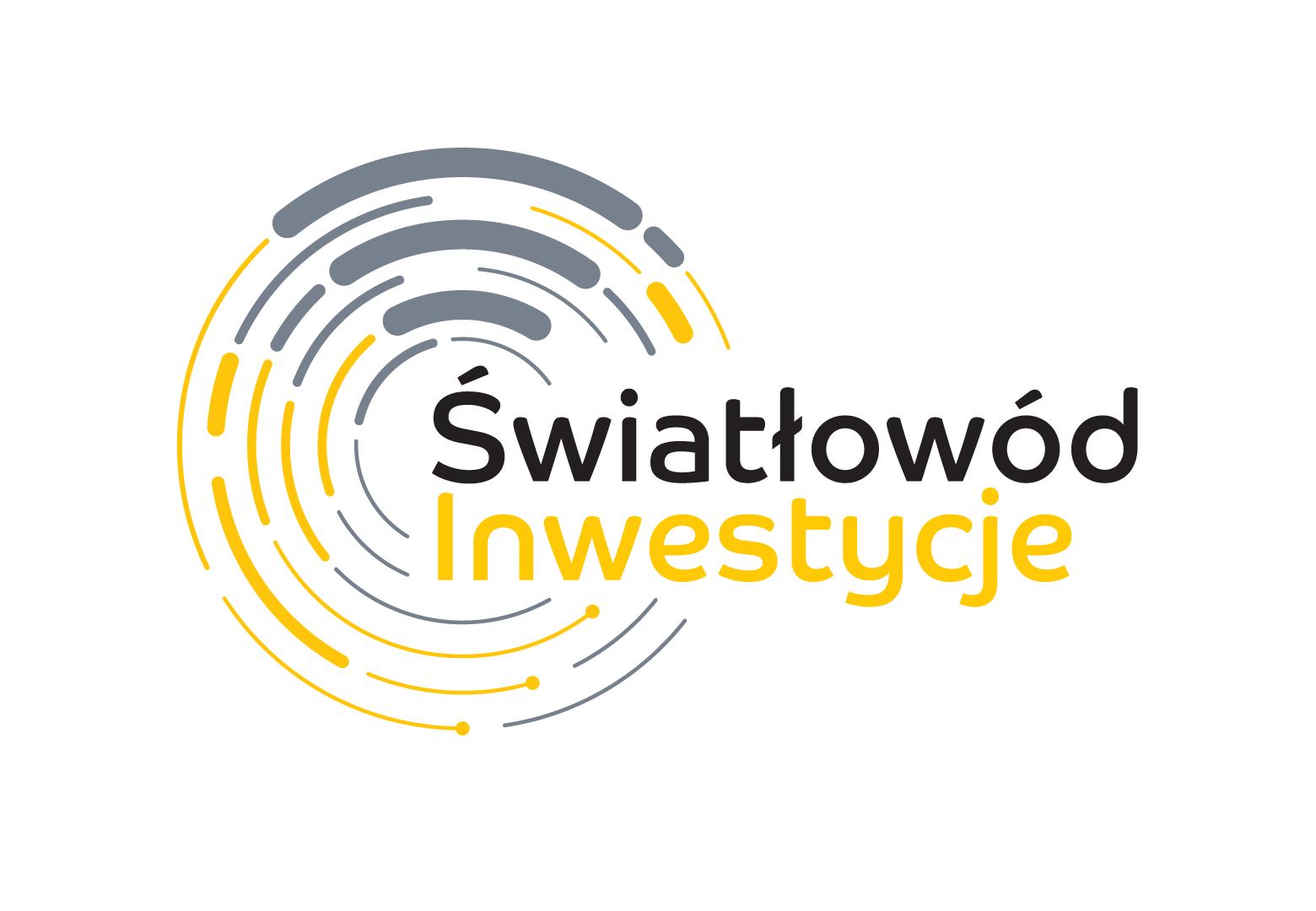 Swiatłowód Inwestycje , logo